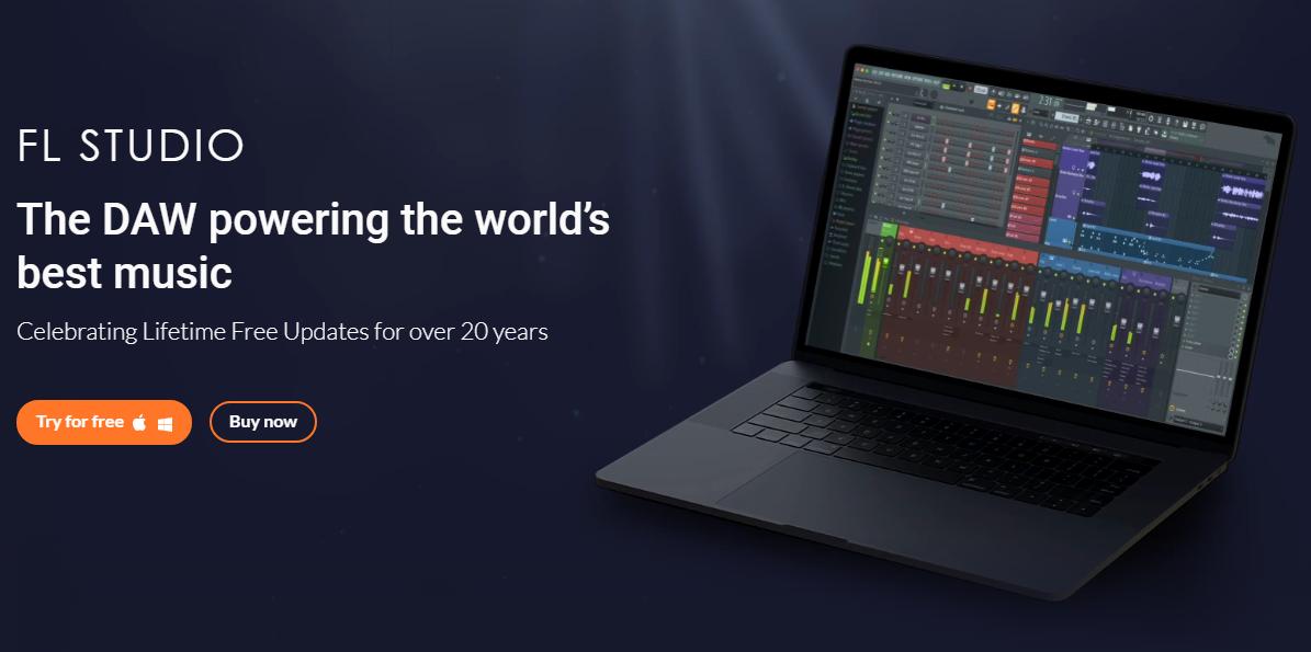 FL Studio для Windows 7
