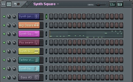 FL Studio для Windows 8