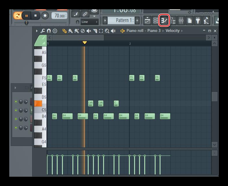 как сделать ремикс в FL Studio